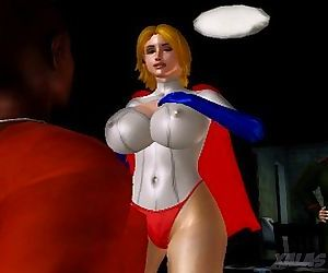 Power Girl Bust The Investigation - 22 min