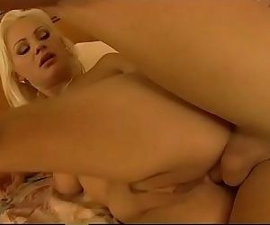 blonde czech sexy girl want a big cock in the ass and cum on her big tits